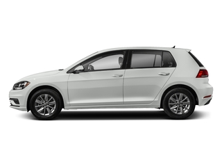 2018 Volkswagen Golf 1.8T 4-Door S Manual