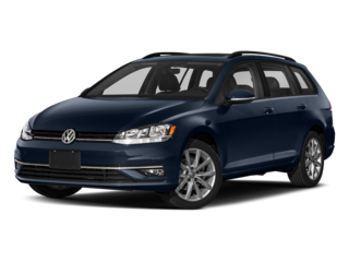 2018 Volkswagen Golf SportWagen 1.8T S Manual