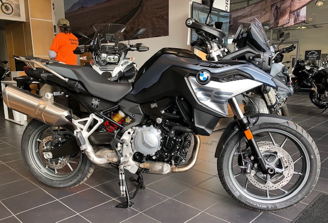 New Motorcycle Inventory - F750GS - Sandia BMW Motorcycles ...