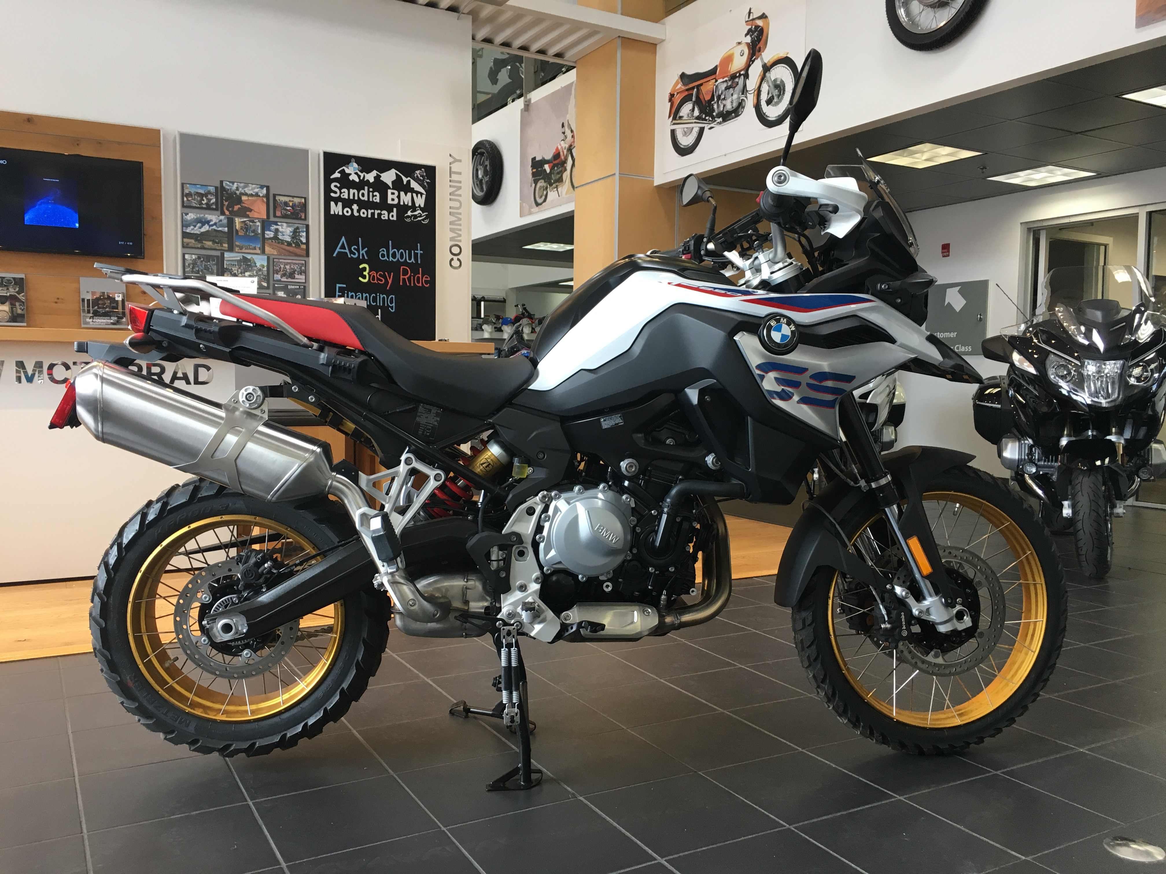 2019 BMW MOTORCYCLES F850GS