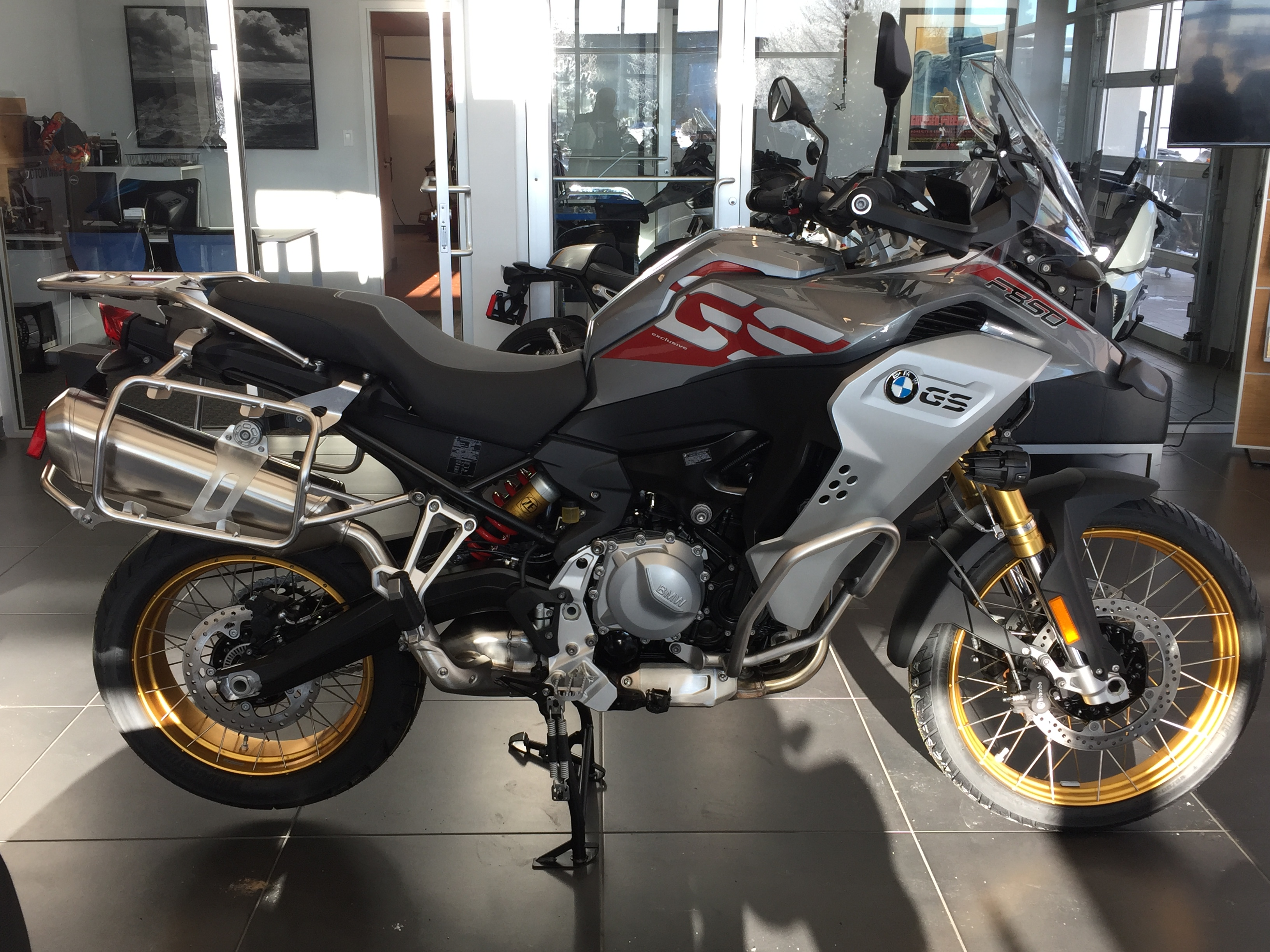 2019 BMW MOTORCYCLES F850GSA