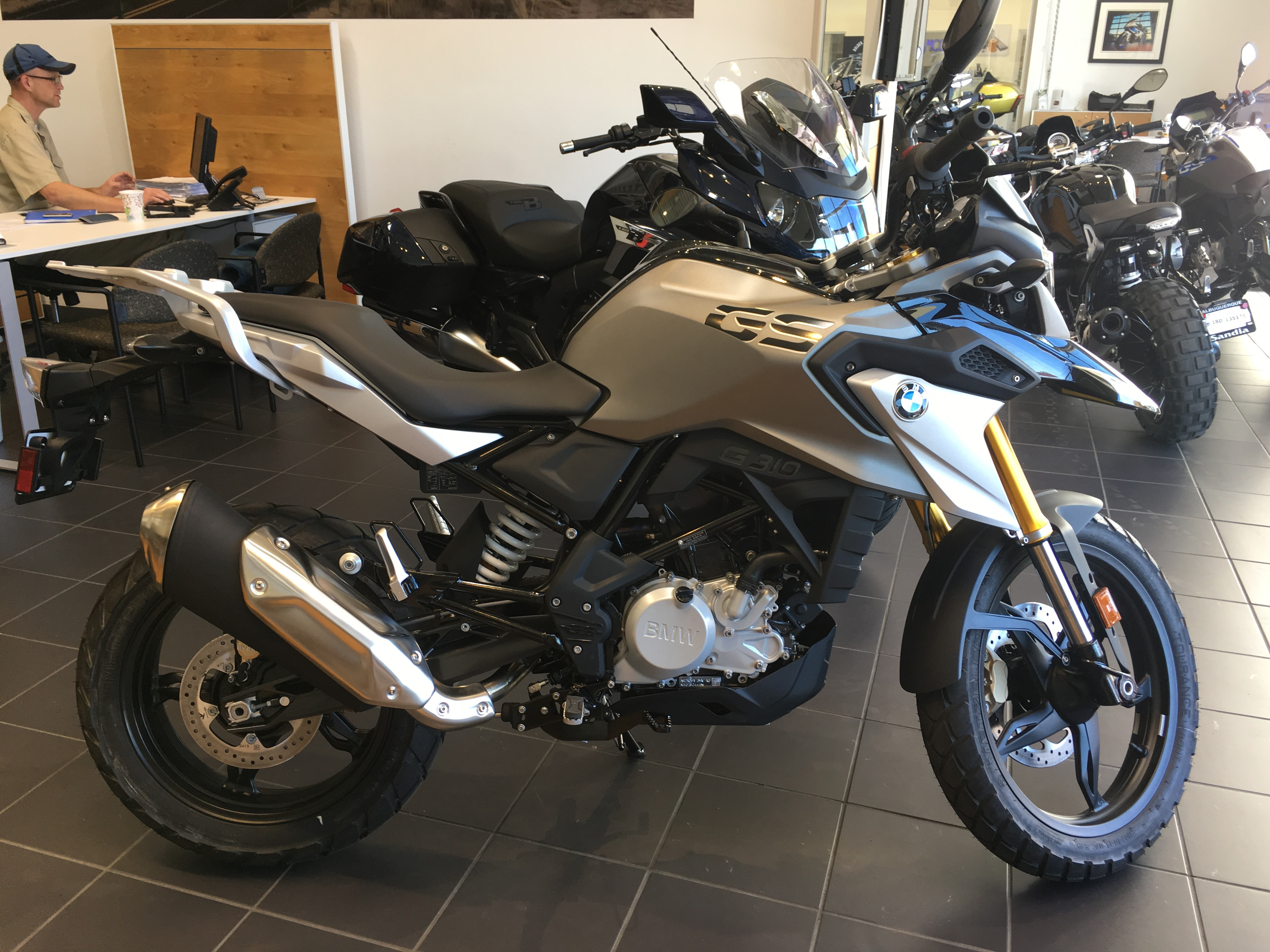 New Motorcycle Inventory - G310GS - Sandia BMW Motorcycles ...