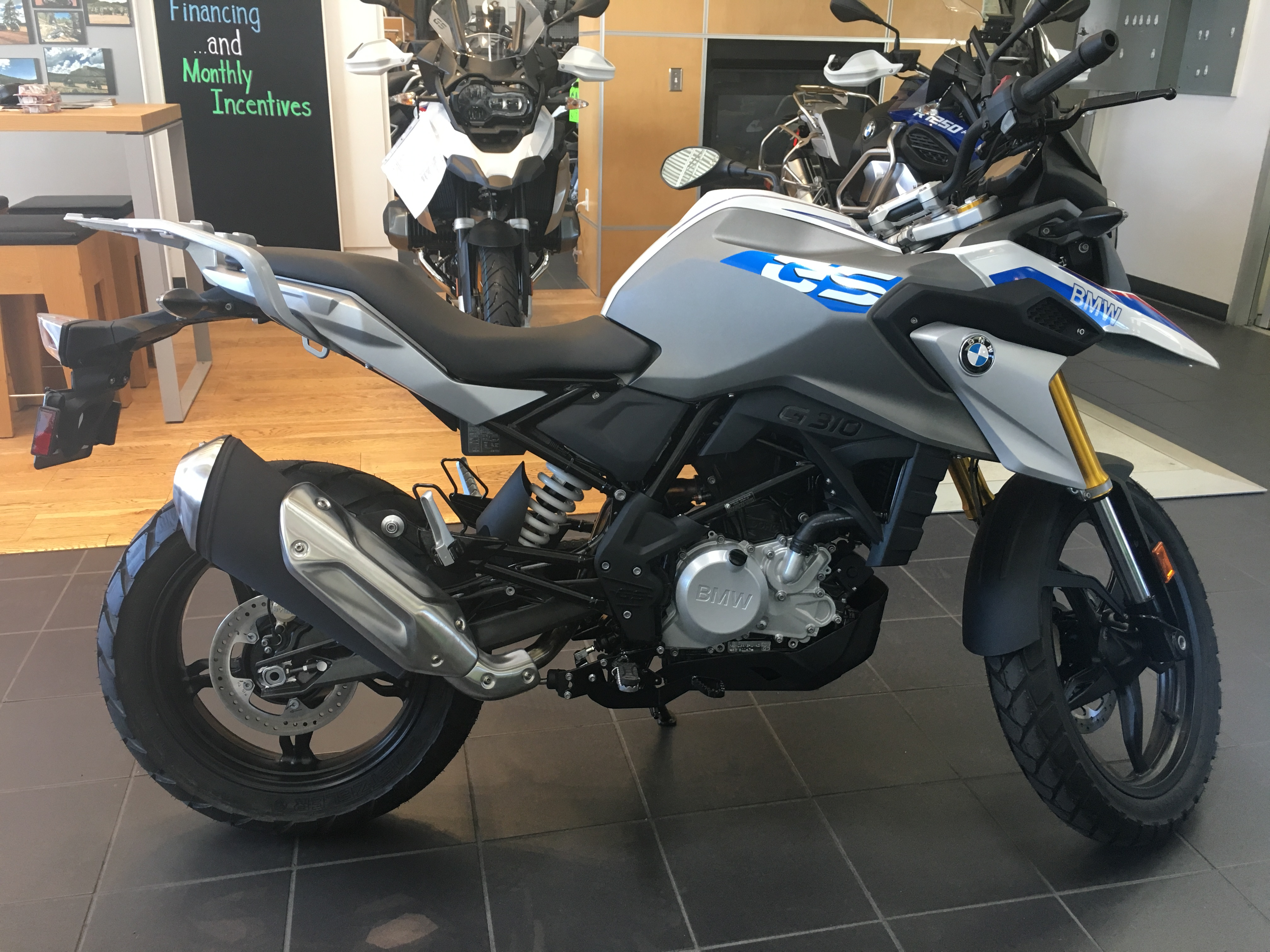 2019 BMW MOTORCYCLES G310GS
