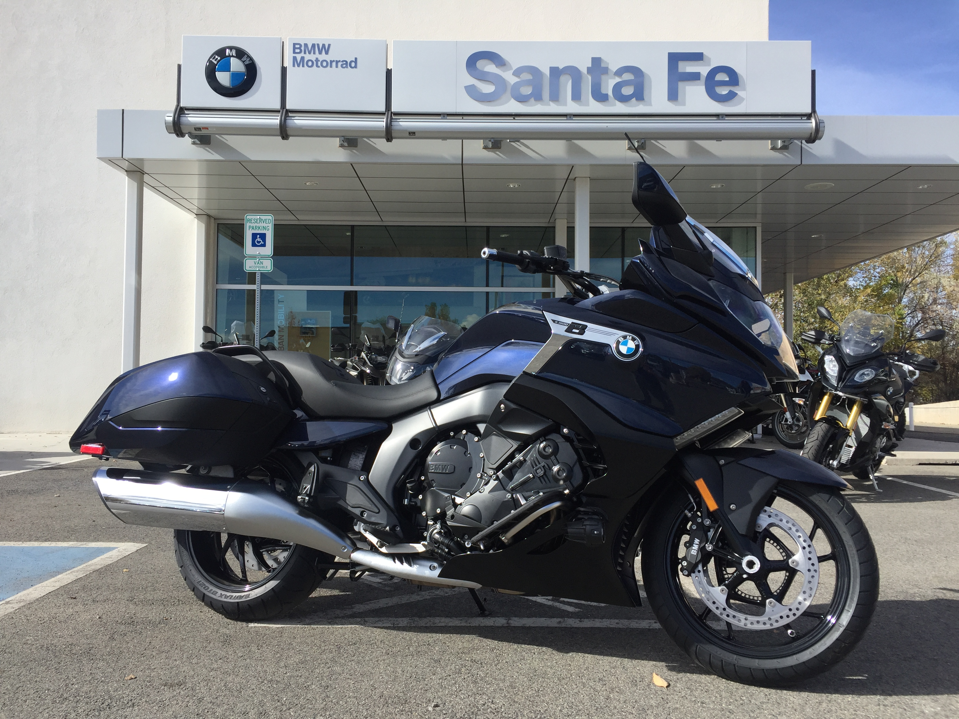 new bmw motorcycles