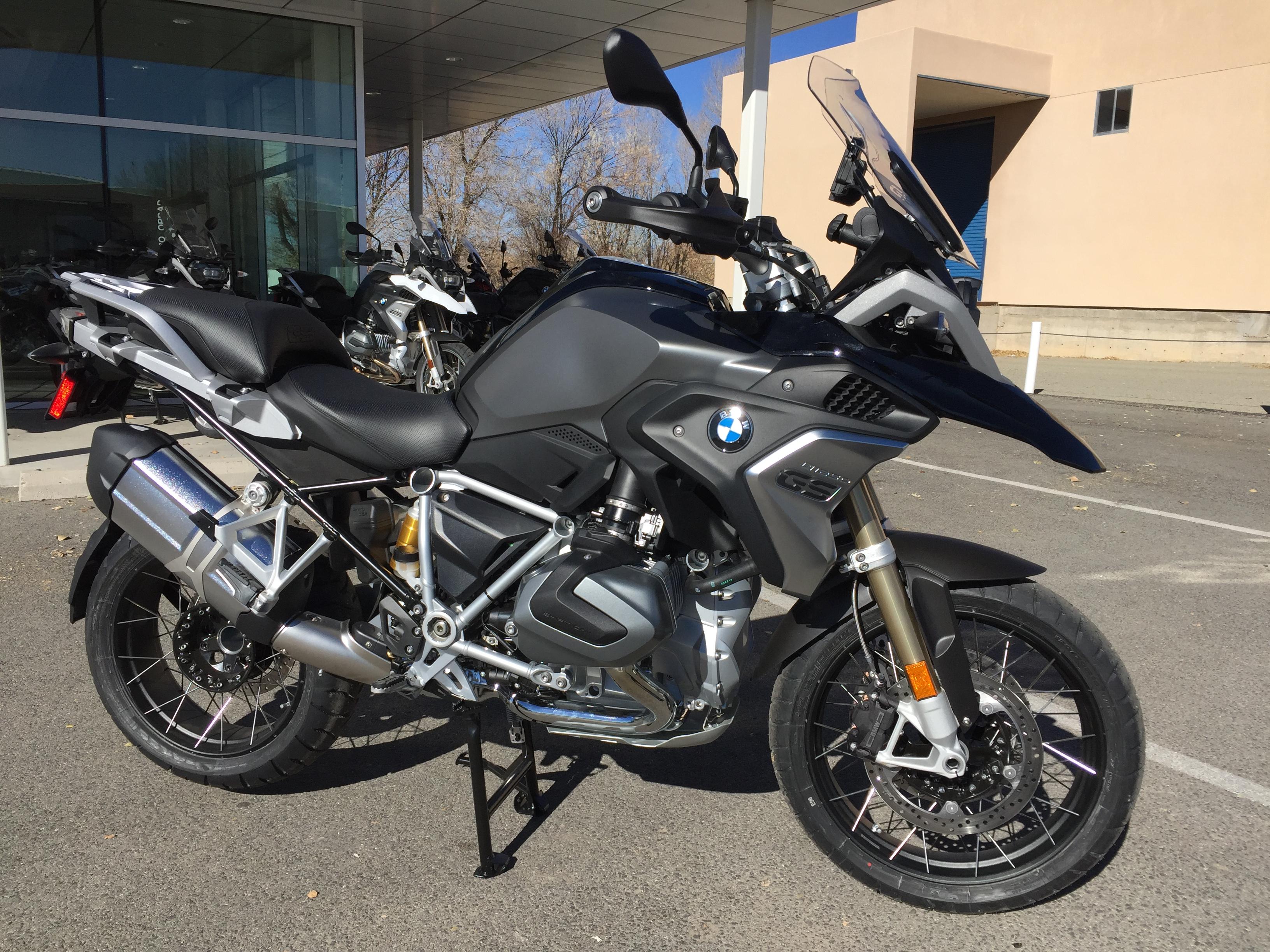 2019 BMW R 1250 GS