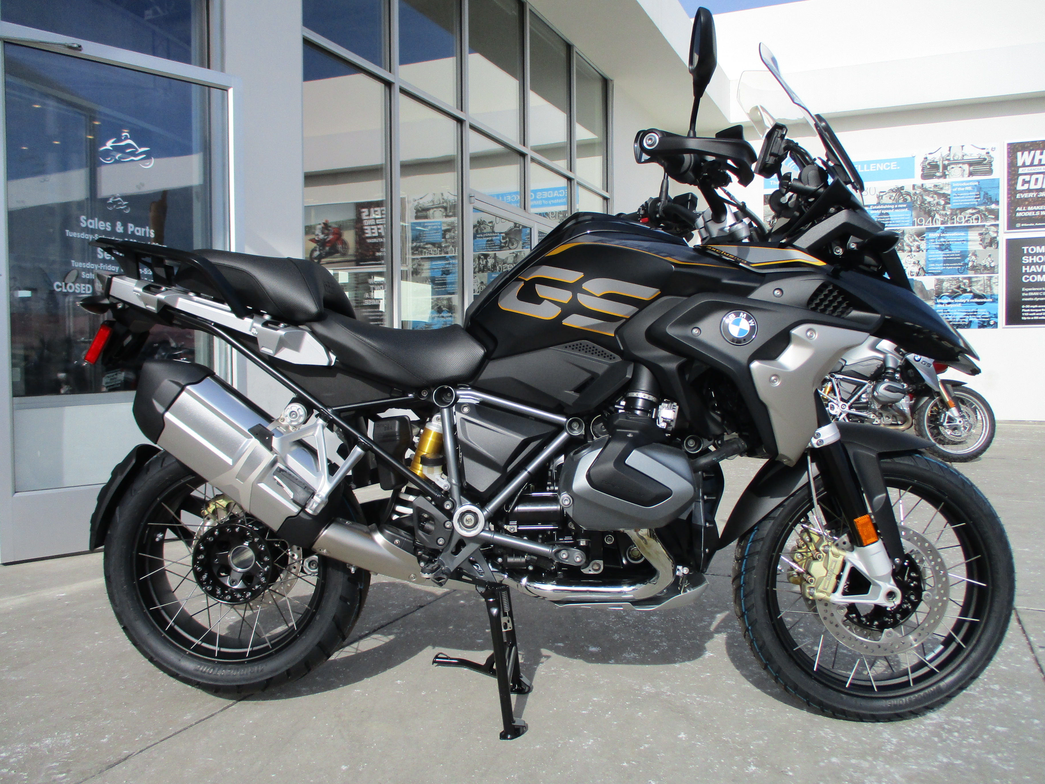 2019 BMW MOTORCYCLES R1250GS