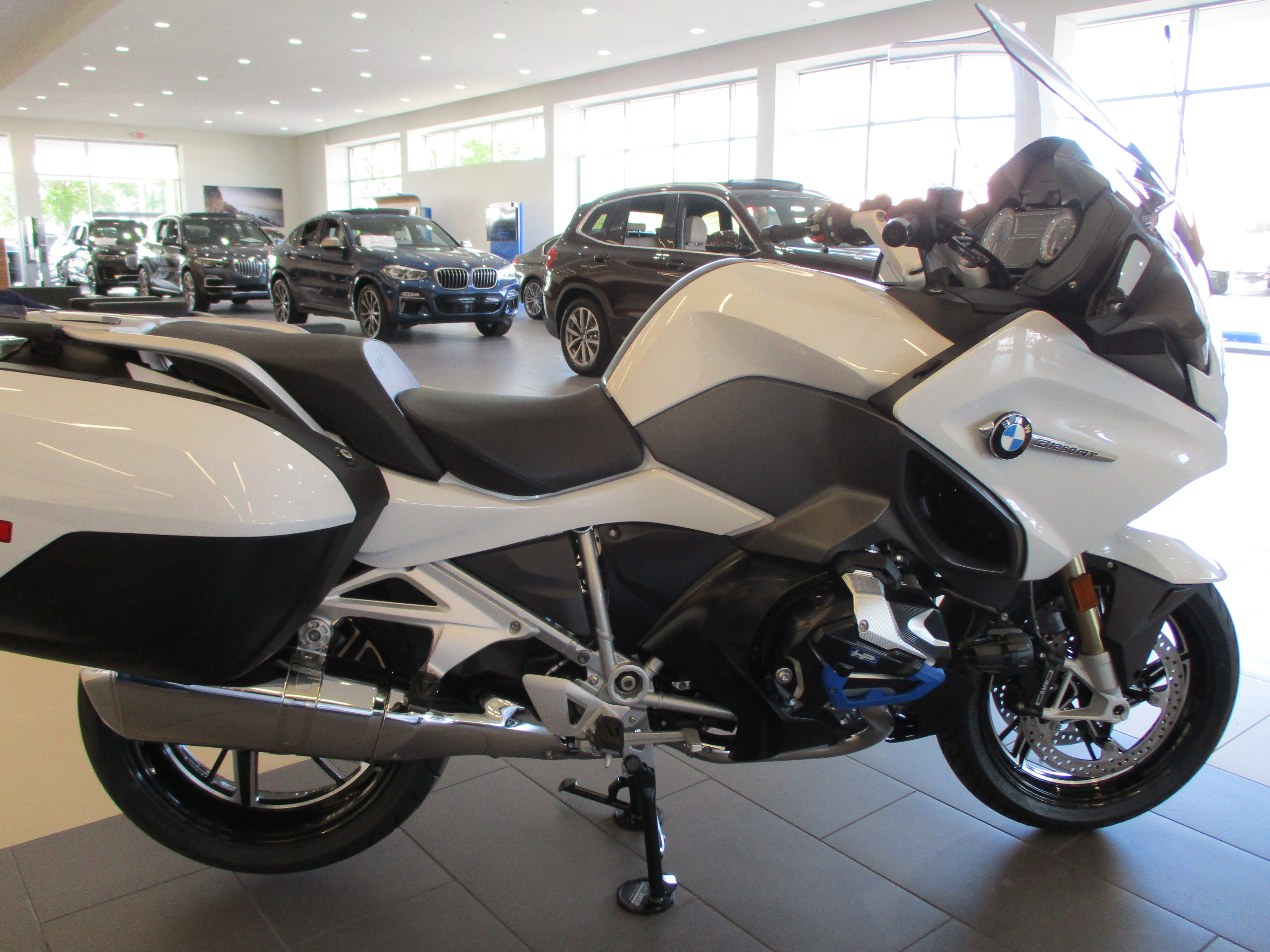 2019 BMW MOTORCYCLES R1250RT