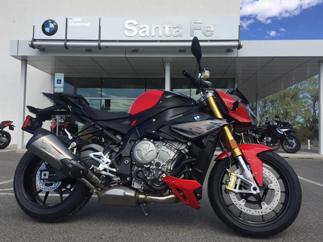2019 BMW Motorcycle S1000R