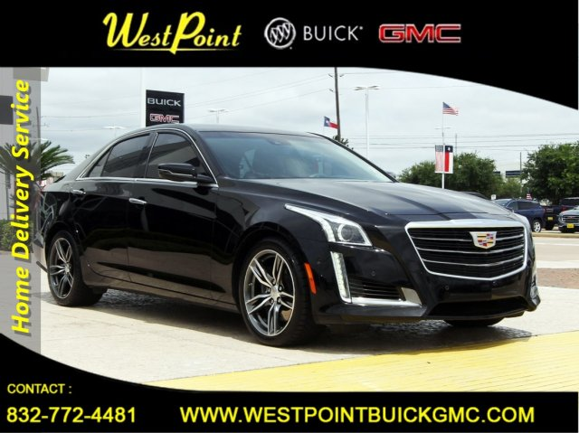 2019 Cadillac CTS Sedan 4dr Sdn 3.6L Twin Turbo V-Sport RWD