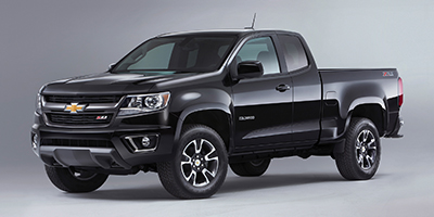 "2019 Chevrolet Colorado 4WD Ext Cab 128.3"" Work Truck"