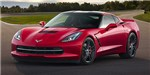 2019 Chevrolet Corvette 2dr Stingray Coupe w/1LT