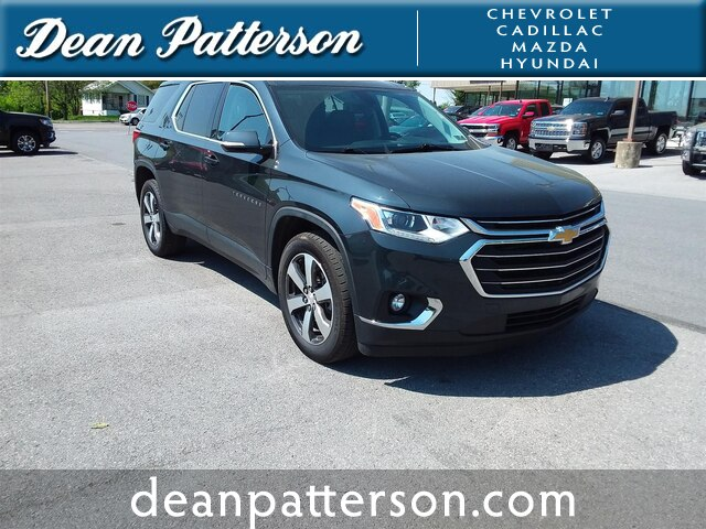 2019 Chevrolet Traverse AWD 4dr LT Cloth w/2FL