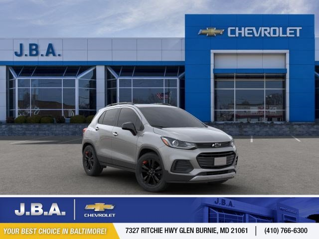 2019 Chevrolet Trax FWD 4dr LT