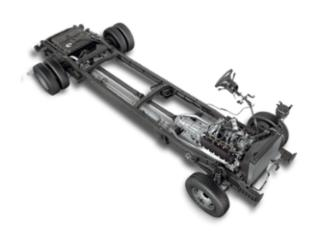 "2019 Ford E-Series Stripped Chassis E-350 138"" WB"