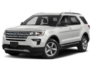 2019 Ford Explorer Base FWD
