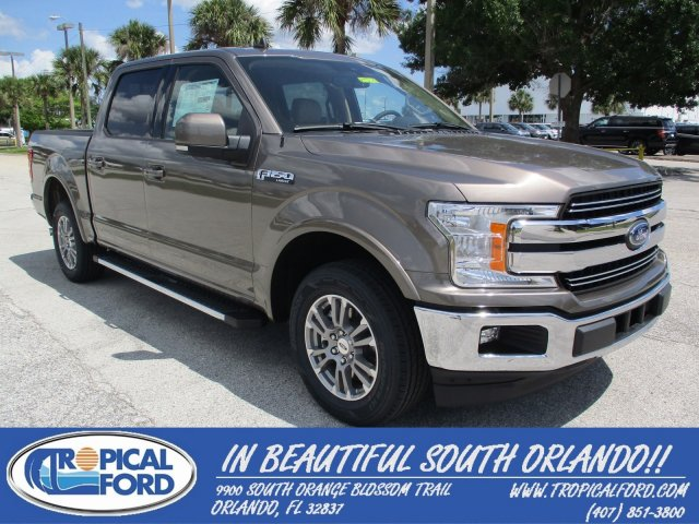 2019 Ford F-150 LARIAT 2WD SuperCrew 5.5' Box