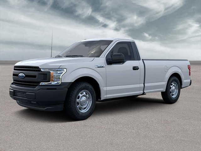 2019 Ford F-150 XL 2WD Reg Cab 8' Box