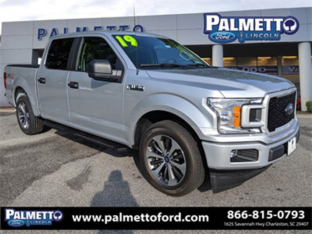 2019 Ford F-150 XL 2WD SuperCrew 5.5' Box