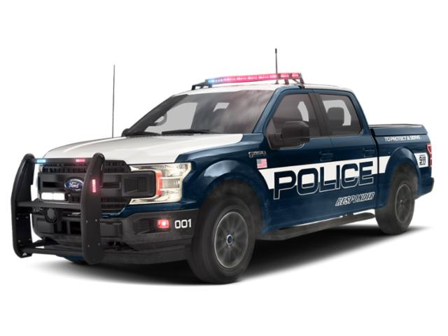 2019 Ford F-150 Police Responder XL 4WD SuperCrew 5.5' Box