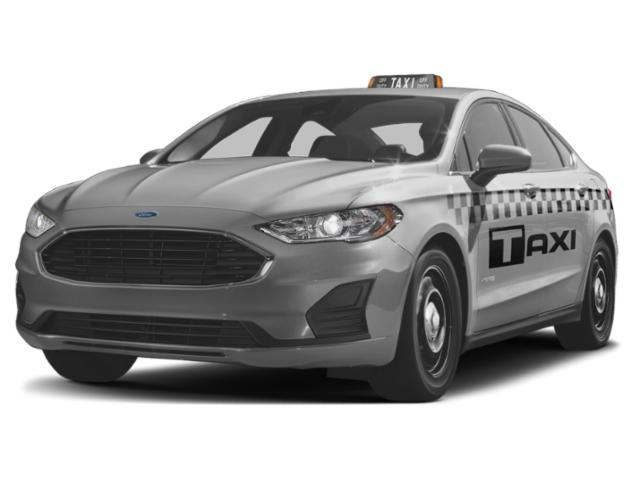 2019 Ford Fusion Taxi FWD