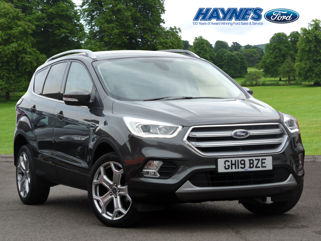 2019 Ford KUGA DIESEL ESTATE 1.5 TDCi Titanium Edition 5dr 2WD