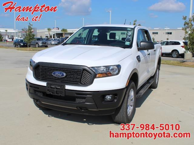 2019 Ford Ranger XL 2WD SuperCrew 5' Box