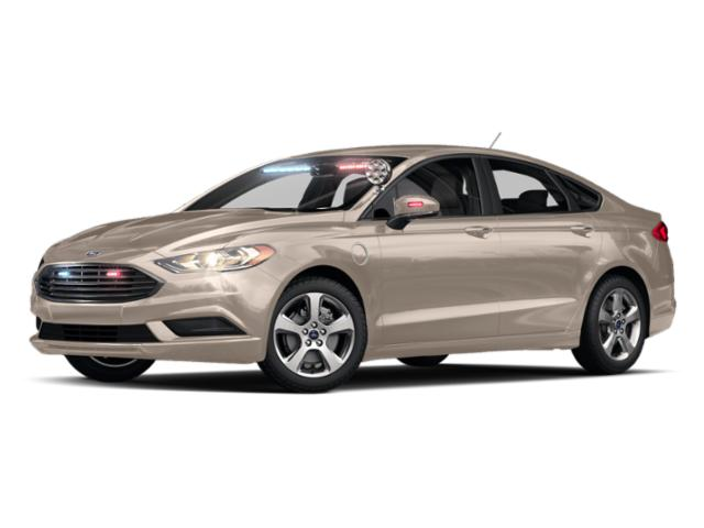 2019 Ford Special Service Plug-In Hybrid FWD