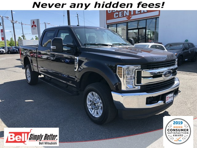 Used 2019 Ford Super Duty F 250 Srw Xlt 4wd Crew Cab 6 75