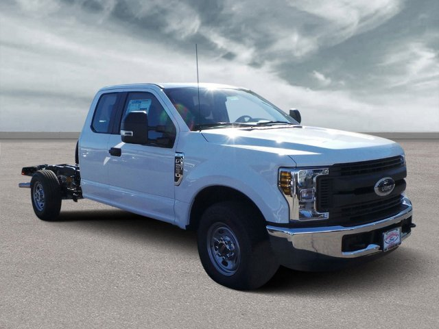 2019 Ford Super Duty F-250 SRW XL 2WD SuperCab 8' Box