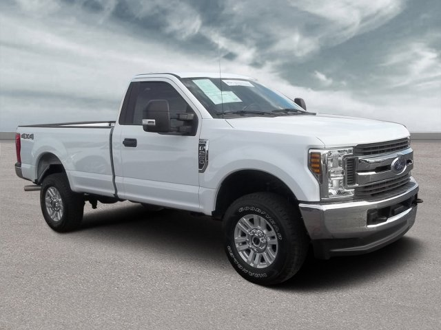 2019 Ford Super Duty F-250 SRW XL 4WD Reg Cab 8' Box