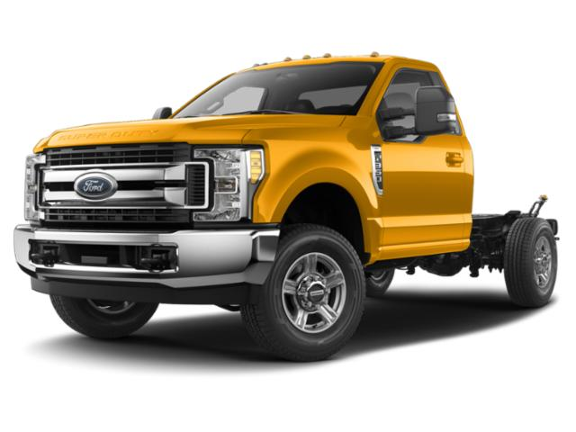 "2019 Ford Super Duty F-350 SRW XL 2WD Reg Cab 145"" WB 60"" CA"