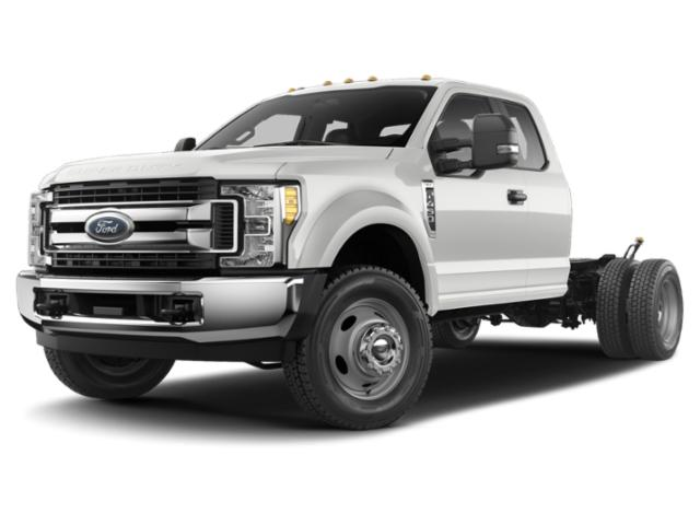 "2019 Ford Super Duty F-550 DRW XLT 4WD SuperCab 192"" WB 84"" CA"