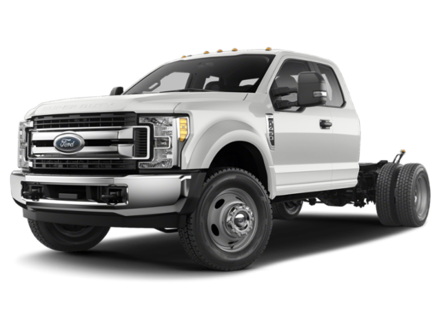 "2019 Ford Super Duty F-550 DRW XL 4WD SuperCab 192"" WB 84"" CA"