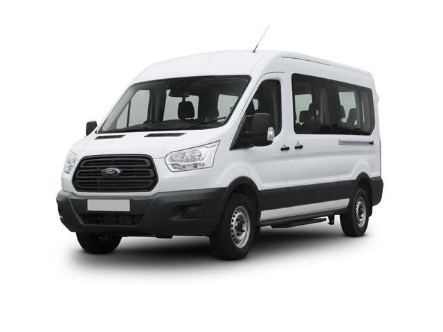 2019 Ford TRANSIT 460 L4 MINIBUS DIESEL RWD 2.0 EcoBlue 170ps H3 17 Seater Trend