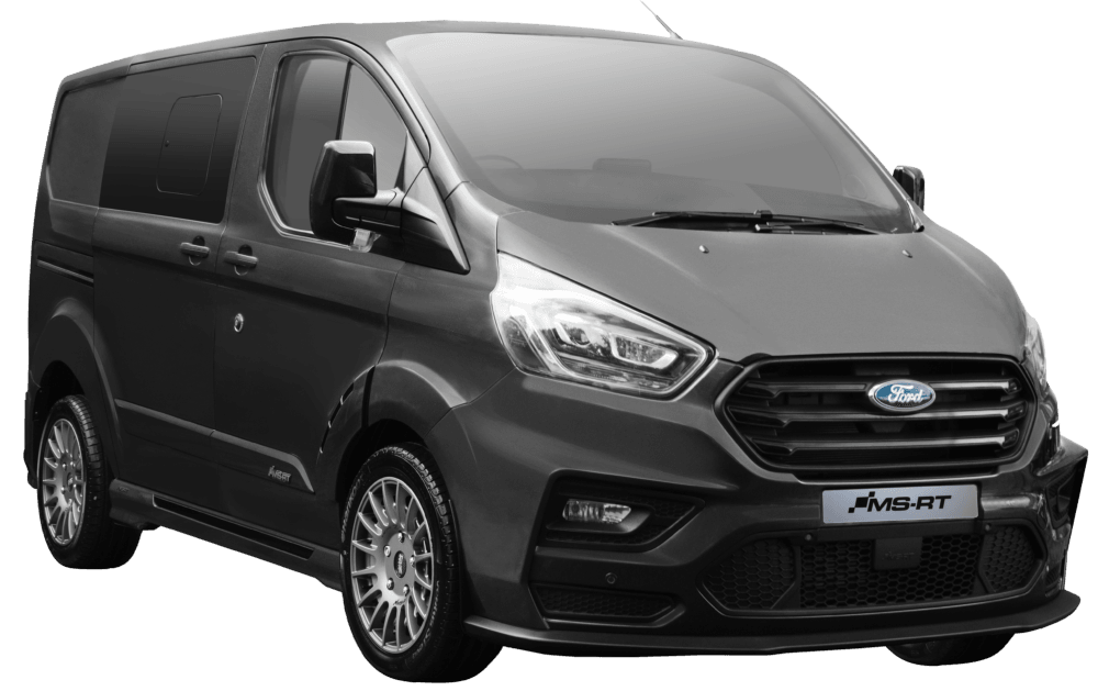 2019 Ford TRANSIT CUSTOM 320 L1 DIESEL FWD 2.0 EcoBlue 185ps Low Roof D/Cab Limited Van Auto
