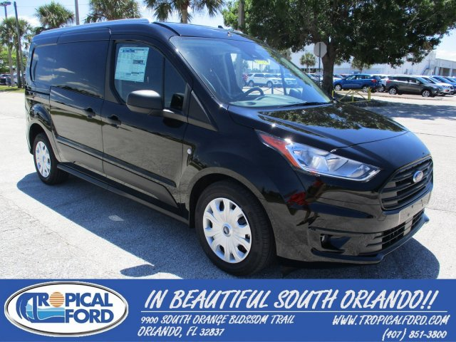 2019 Ford Transit Connect Van XLT LWB w/Rear Symmetrical Doors