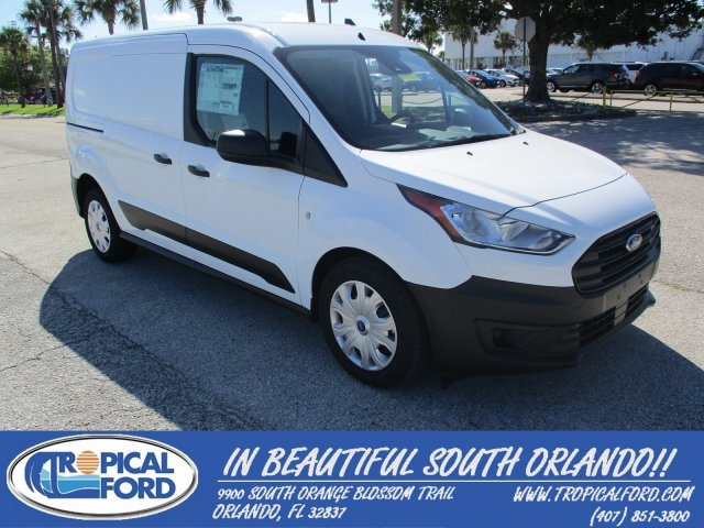 2019 Ford Transit Connect Van XL LWB w/Rear Symmetrical Doors