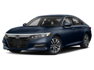 2019 Honda Accord Hybrid Hybrid Sedan