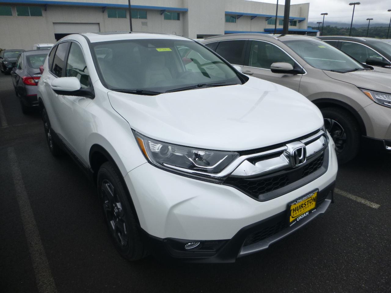 2019 Honda CR-V New and Used Honda Cars, Ukiah, CA Thurston