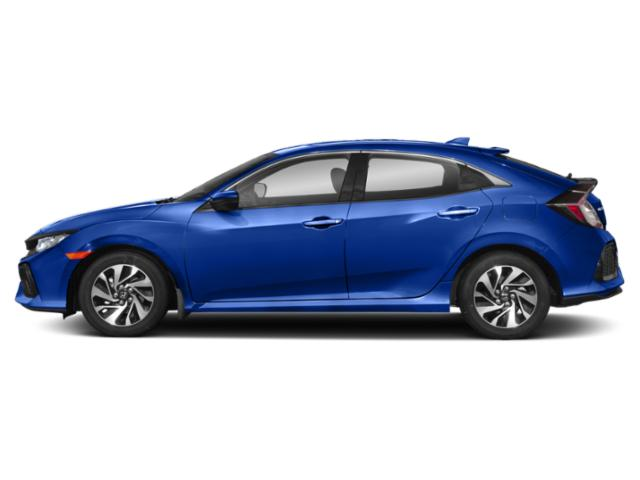2019 Honda Civic Hatchback LX CVT