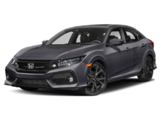 2019 Honda Civic Hatchback Sport Touring CVT Hatchback