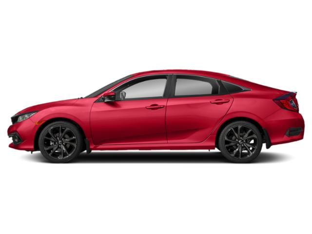 2019 Honda Civic Sedan Sport Manual