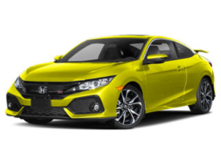 2019 Honda Civic Si Coupe Si Manual Coupe w/Summer Tires