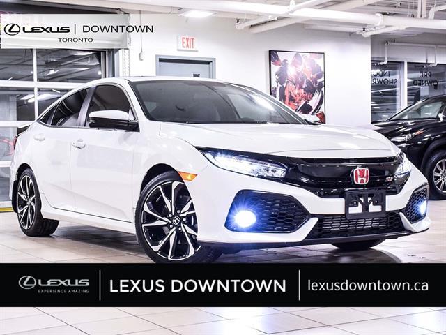 Used Car Inventory >> Used 2019 Honda Civic Si Sedan