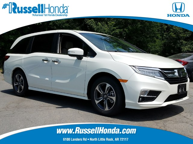 new 2019 honda odyssey touring auto russell honda north little rock ar. Black Bedroom Furniture Sets. Home Design Ideas