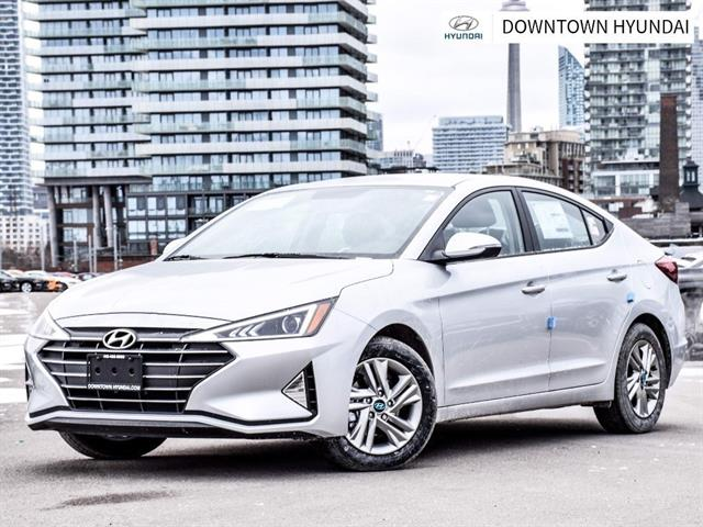 2019 Hyundai Elantra Preferred Auto w/Sun & Safety Package