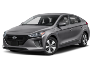 2019 Hyundai IONIQ Electric Plus