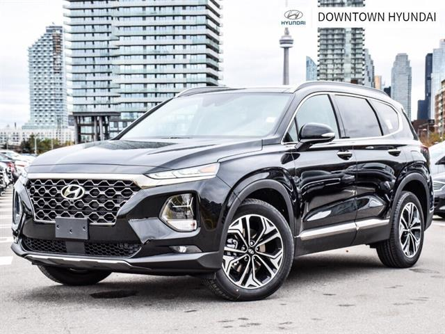 2019 Hyundai Santa Fe 2.0T Ultimate AWD w/Dark Chrome Accent
