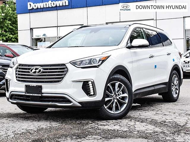 2019 Hyundai Santa Fe XL AWD Luxury