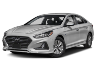 2019 Hyundai Sonata Hybrid Preferred Sedan
